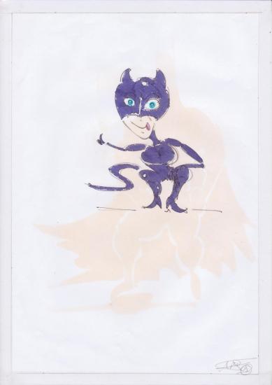 Catwoman par shark.81